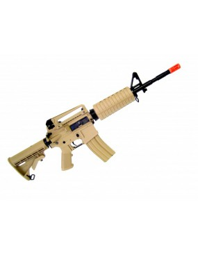 M4 A1 GR16 CARBINE TAN BLOW BACK  [GG16SCT]