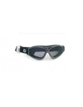 EXAGON BLACK NET PROTECTIVE GLASSES [EX-M74BK]