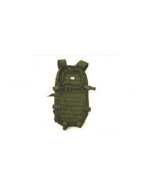 GREEN TACTICAL BACKPACK LASER CUT [EX-V440V]