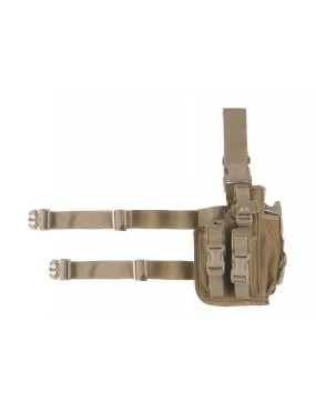 FONDINA COSCIALE SOF HOLSTER INVADER GEAR CT COYOTE TAN [13164]