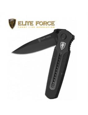 ELITE FORCE BLACK CLAMP KNIFE [EF103]