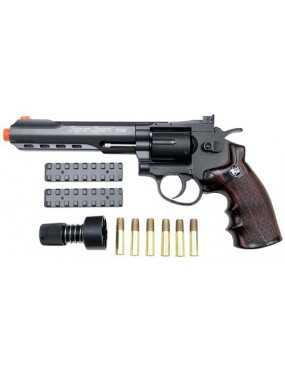 REVOLVER CO2 702 FULL METAL [C 702B]