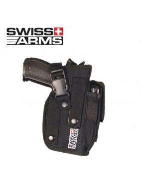 SWISS ARMS AMBIDEXTROUS BELT HOLSTER [603616]