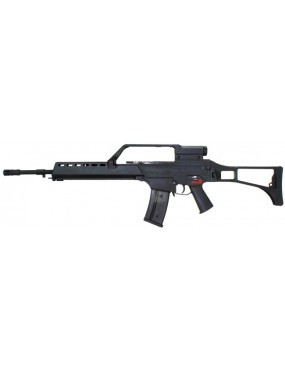 G36 WITH INTEGRATED 3X20 CLASSIC ARMY SPORTLINE OPTICS [SP020P]